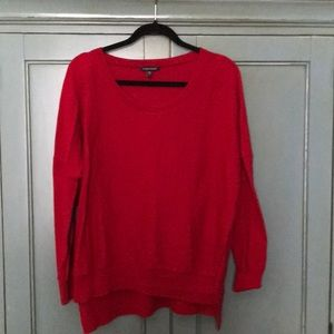 Gorgeous red Eileen Fisher sweater